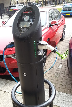 EV charging point