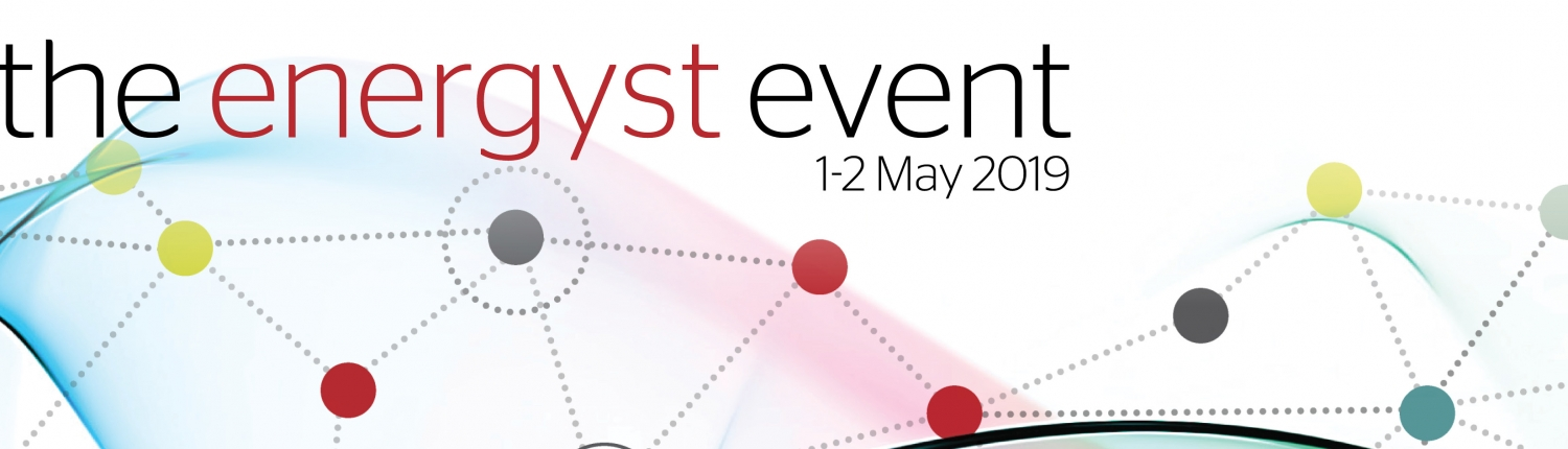 The Energyst Event 1-2 May 2019